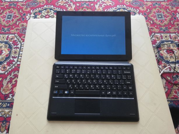 Irbis TW41 Ноутбук, планшет, трансформер.