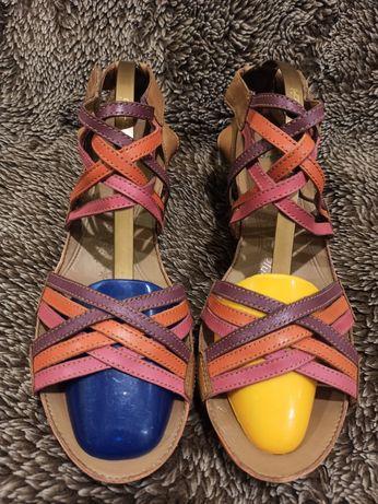 Босоножки сандалии туфли балетки мокасины Clarks, оригинал