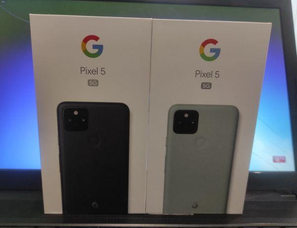 Google Pixel 5 128 GB New Акція