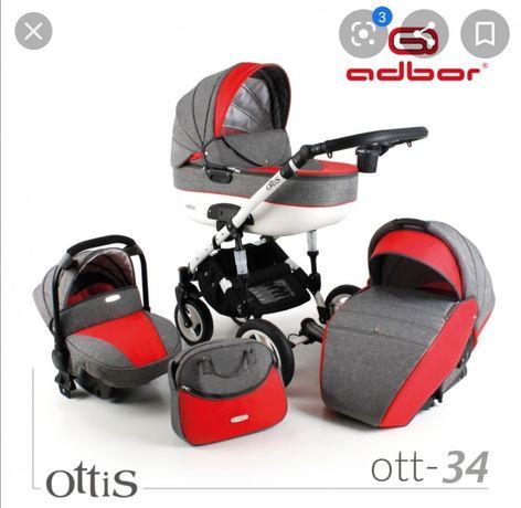 wózek 3w1 adbor ottis