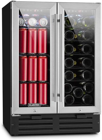 Холодильник для пива и вина Klarstein HEA3-Beersafe-XXXL 10031694