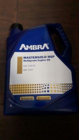 Olej silnikowy Ambra Mastergold HSP 15W40 Pojemność 5 L Wysyłka