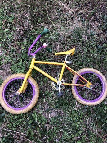 Dziecięcy rowerek