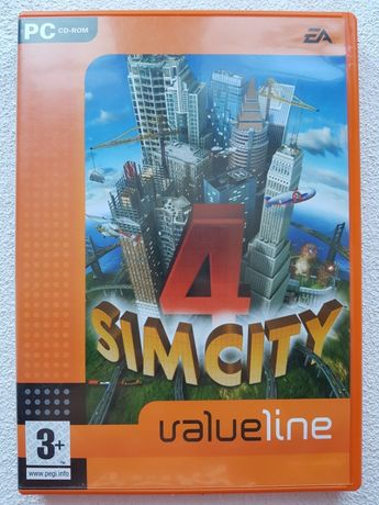 Sim City 4 PC - CD
