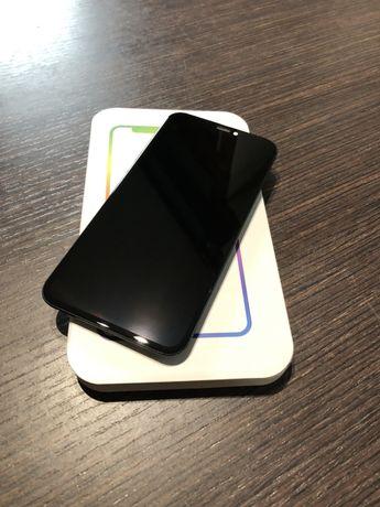iPhone XS wyświetlacz wymiana gratis! TFT ekran montaż LCD