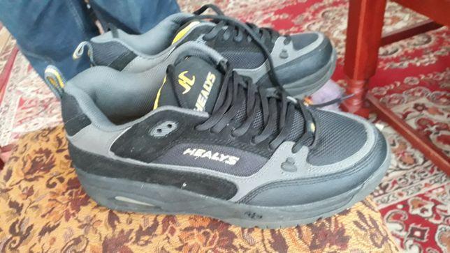 Healys Buty czarne