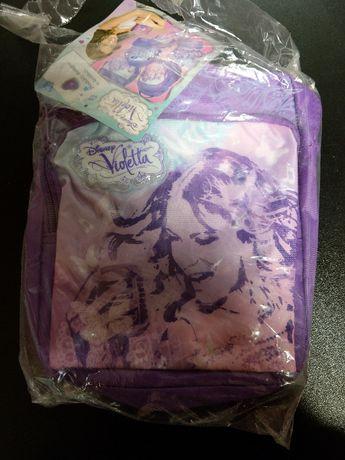 Torebka na ramię Violetta licencja Disney, NOWA