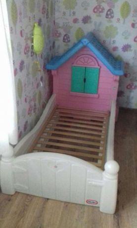 Łóżko willa Little Tikes dla księżniczki