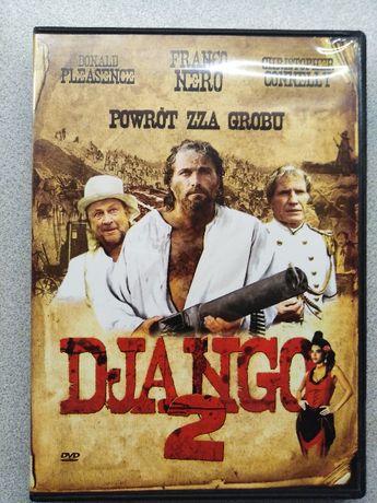 Django 2- powrót zza grobu- DVD