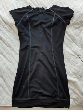 Czarna sukienka rozm. M/L