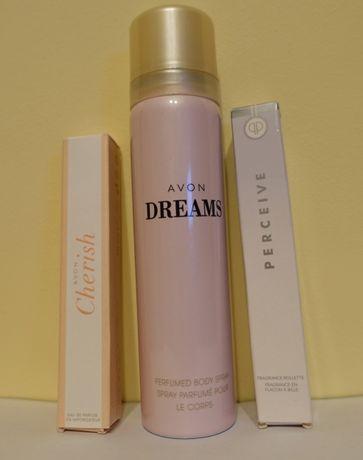 Avon Dreams - dezodorant w sprayu