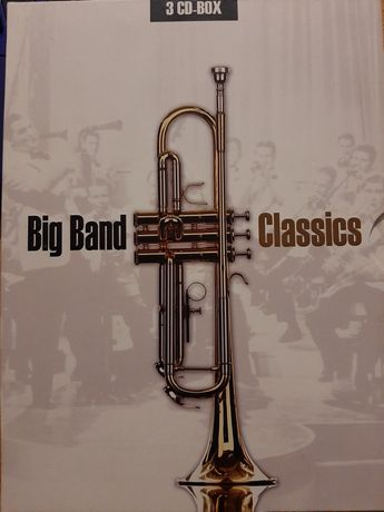 Big Band Classics 3 CD-BOX, Louis Armstrong, Benny Goodman i inni
