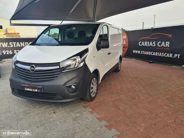 Opel Vivaro 1.6cdti EXCLUSIVE GPS CAMARA