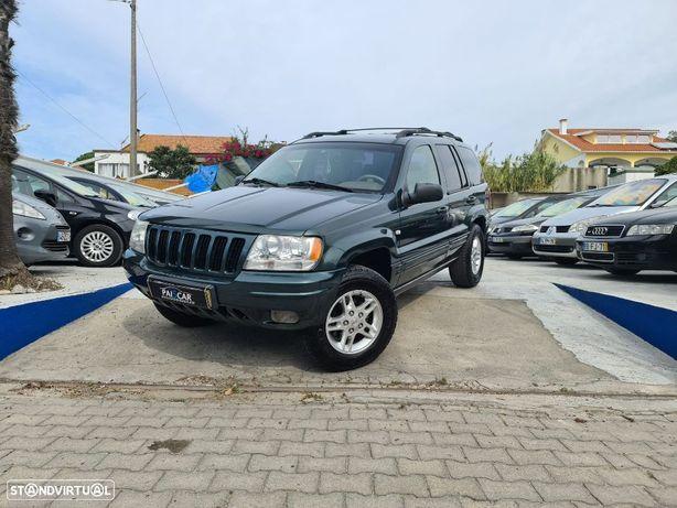 Jeep Grand Cherokee 3.1 TD Limited