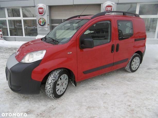 Fiat Fiorino Fiorino Kombi VAN Elegant 1.3 MJ 75KM