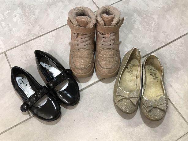 Туфли балетки h&m angel george  zara next туфлі слипоны