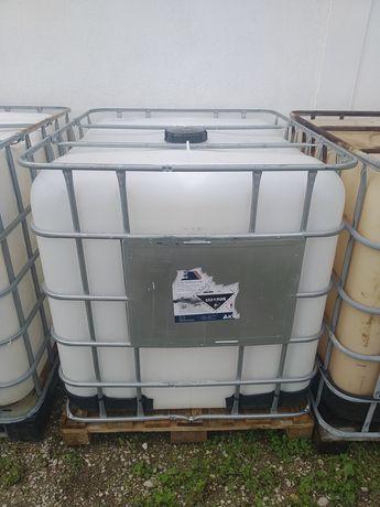 Contentor depósito agua 1000 L
