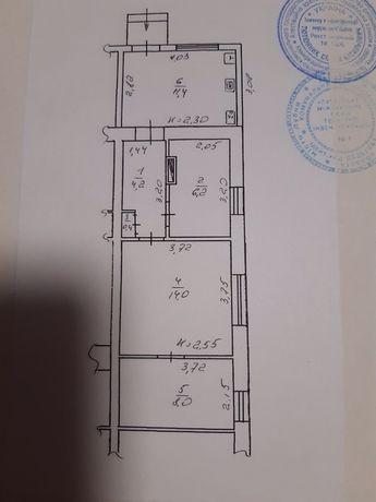 Продам 3-х комнатную квартиру (часть дома)