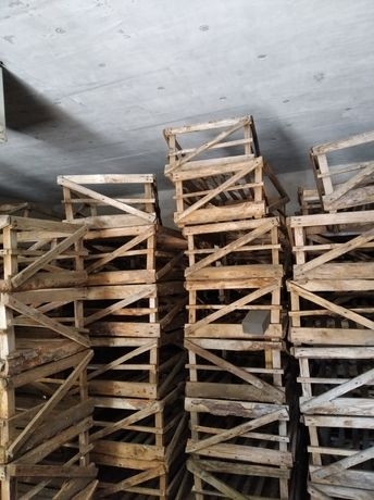 Drewniane Skrzynie skrzynki do przechowywania warzyw kapusty