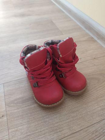 Крутые ботиночки унисекс на осень. 20 р. ТМ Шалунишка