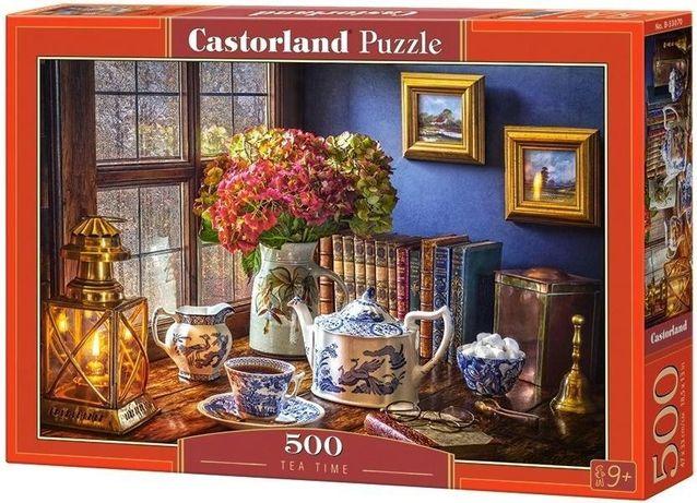 Castorland PUZZLE 500 Tea Time