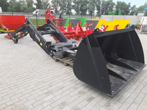 Фронтальний навантажувач на трактор МТЗ, фірми Beromet