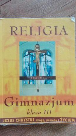 Religia 3 - podręcznik dla gimnazjum