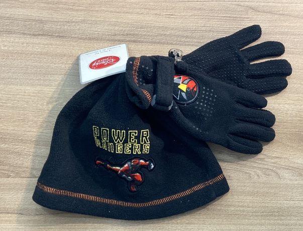 Шапка и перчатки Дисней Rangers