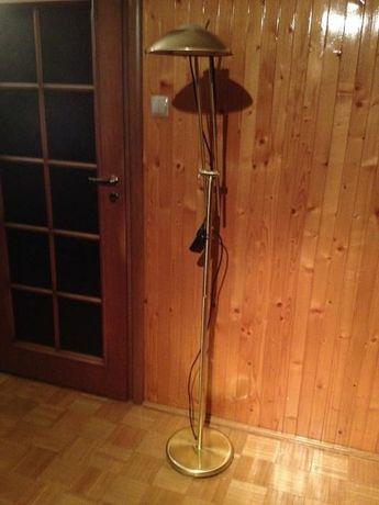 lampa stojąca regulowane światło w góre / w dół ze ściemniaczem