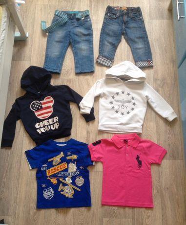 Продам детские вещи для маленьких модников. Джинсы, регланы, обувь...