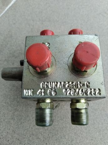 Zawór zmienny przełączeniowy JCB 3CX 4CX 928/60232 blok płyta koparka
