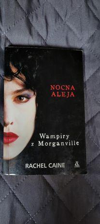 Wampiry z Morganville - Nocna aleja autorstwa Rachel Caine