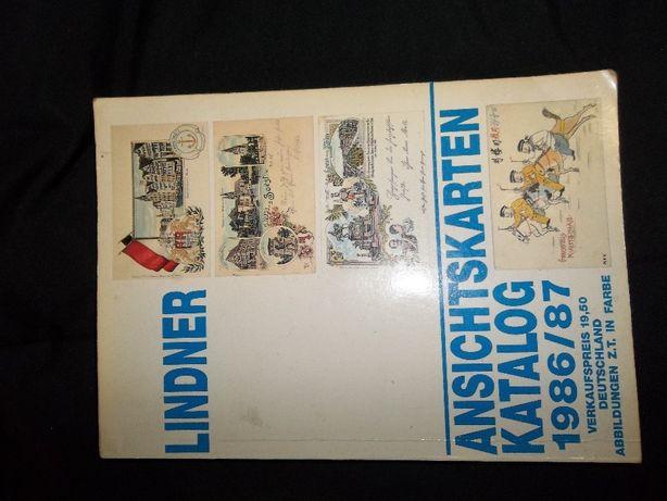 Немецкий каталог открыток.