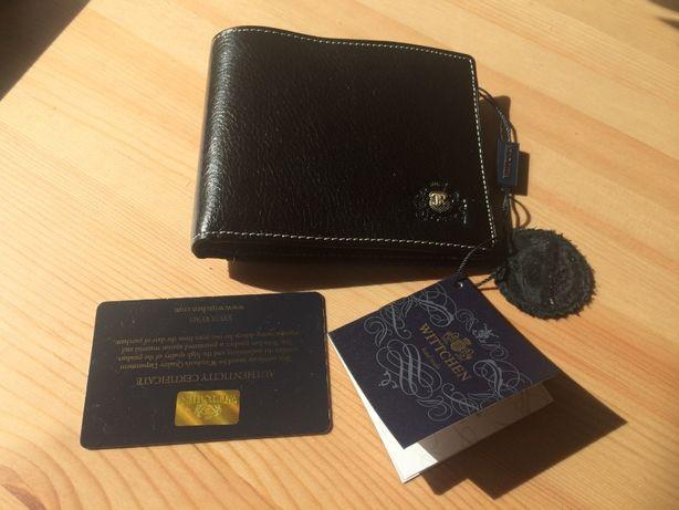 Skórzany portfel męski Wittchen