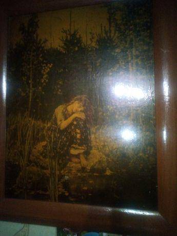 Картина Аленушка