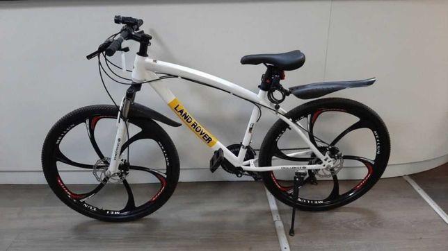 Лучший! Велосипед диcки литыe Гарантия 5л. Комплект подарков