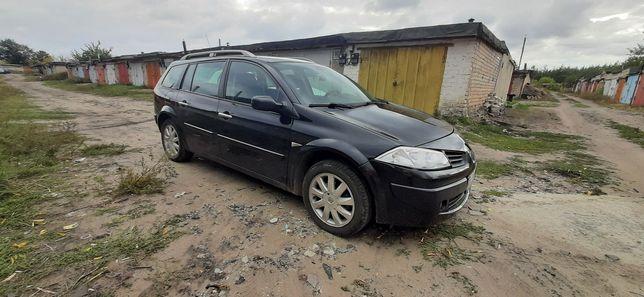 Renault Megan  2008г