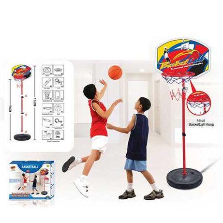 Баскетбольное кольцо  MR 0557 на стойке до 148см