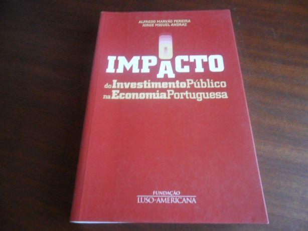 """O Impacto do Investimento Público na Economia Portuguesa"""
