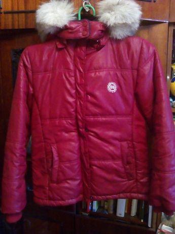 Демисезонная женская куртка р-р38(или на подростка, рост156) торг