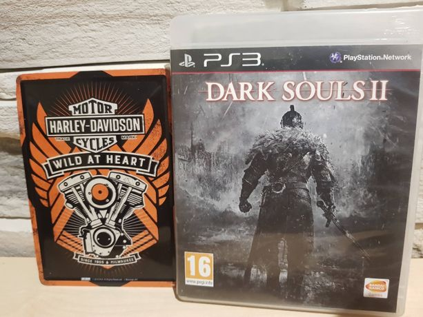 Ps3 Dark Souls II .
