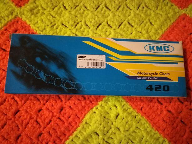 Corrente moto pitbike 420 kMC