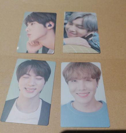 BTS Kpop Samsung Photocards