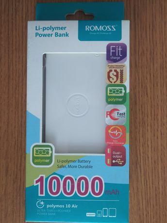 Powerbank Romoss polymos 10 air 10000mah