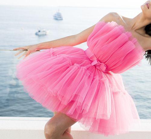 Tiulowa sukienka Giambattista Valli dla H&M-wysyłka 24h