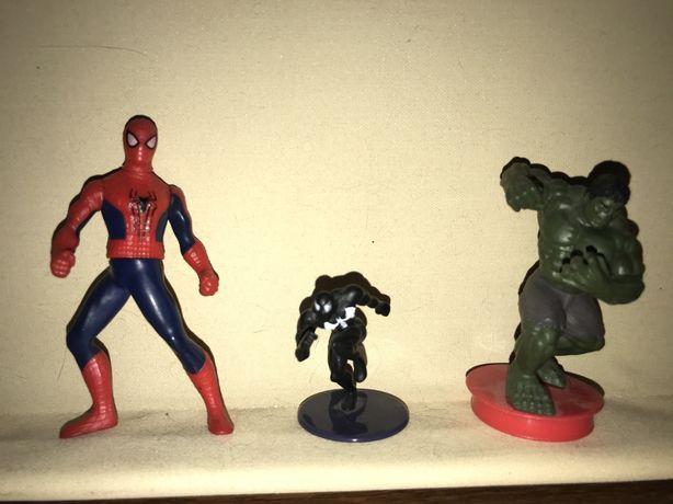 Фігурки Marvel