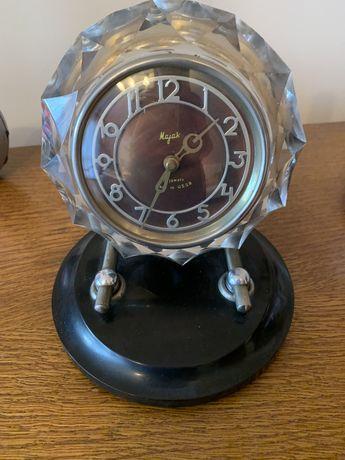 Zegar kryształowy USSR