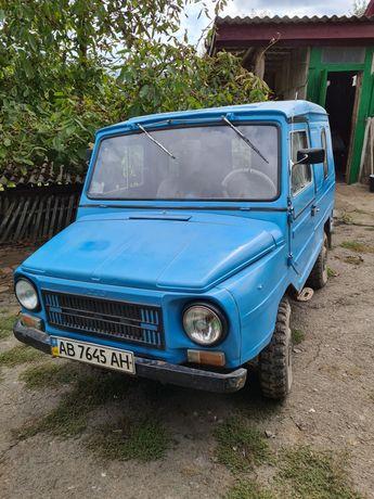 ЛуАЗ 969М 1982 р.