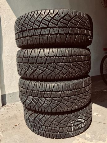Opony Michelin Latitiude Cross 235/55 R17