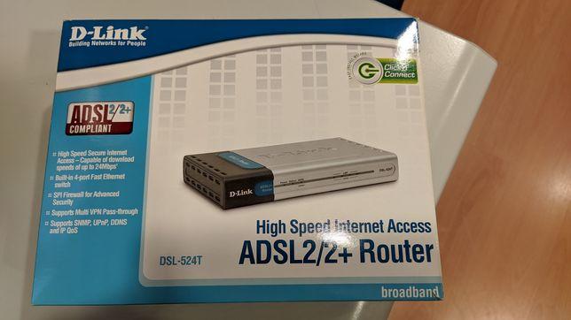 Router ADSL D-Link High Speed